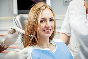 Keep Up with Your Routine Dental Care