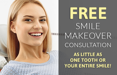Smile makeover consultation coupon